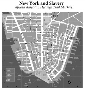 Reclaiming Hidden History: Students Create a Slavery Walking Tour in Manhattan (Teaching Activity) | Zinn Education Project: Teaching People's History