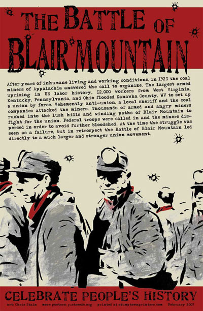 Battle of Blair Mountain