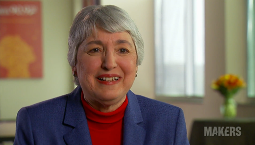 Italian Americans Who Fought for Justice - Eleanor Smeal | Zinn Education Project: Teaching People's History