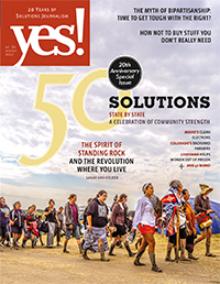 Yes Magazine, Winter 2017 | Zinn Education Project: Teaching People's History