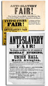 The Women Who Gave Us Christmas (Article) - By the end of the 1830s, Christmas fairs had become the primary source of abolitionist funds | Zinn Education Project: Teaching People's History