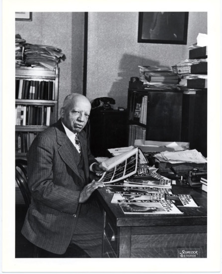 Carter G. Woodson Launches Negro History Week (This Day in History) | Zinn Education Project: Teaching People's History