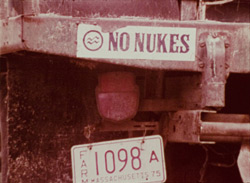 No Nukes sticker (This Day in History) | Zinn Education Project: Teaching People's History