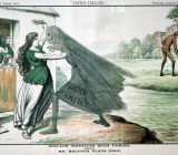 Ireland wrestles with famine, while Mr. Balfour plays golf - National Library of Ireland | Zinn Education Project: Teaching People's History