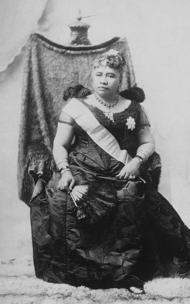 Queen Lili'uokalani | Zinn Education Project: Teaching People's History