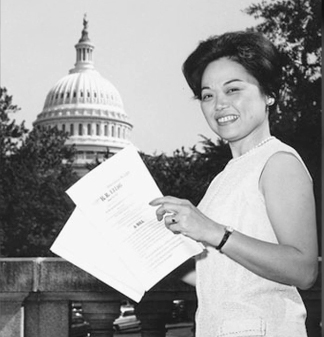 Patsy Mink | Zinn Education Project: Teaching People's History