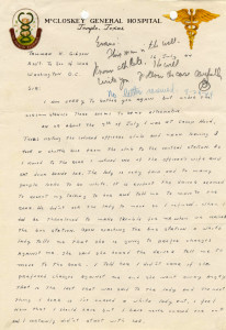 Jackie Robinson's letter.
