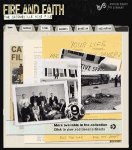 Catonsville Nine Website   Zinn Education Project: Teaching People's History