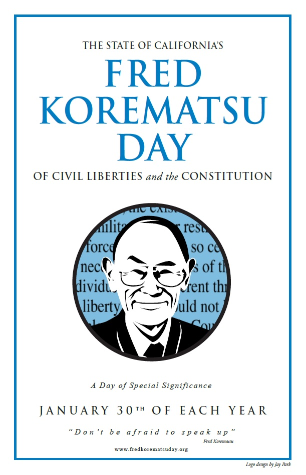 Fred Korematsu Day Poster | Zinn Education Project: Teaching People's History