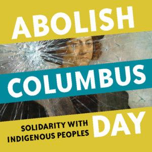 Abolish Columbus Day - Facebook Profile Image | Zinn Education Project: Teaching People's History