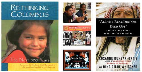 Abolish Columbus Day - Resources | Zinn Education Project: Teaching People's History