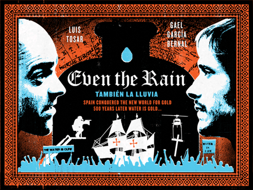 Even the Rain (Film) | Zinn Education Project: Teaching People's History