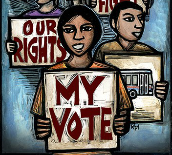 My Vote by Ricardo Levins Morales | Zinn Education Project: Teaching People's History