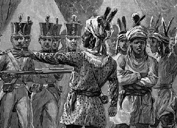 """Andrew Jackson and the """"Children of the Forest (Teaching Activity) 