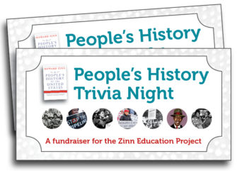 People's History Trivia Tickets