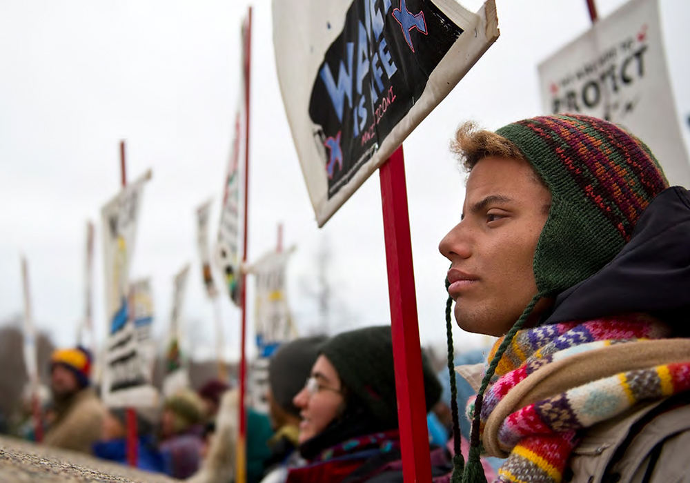 Standing Rock Featured Image