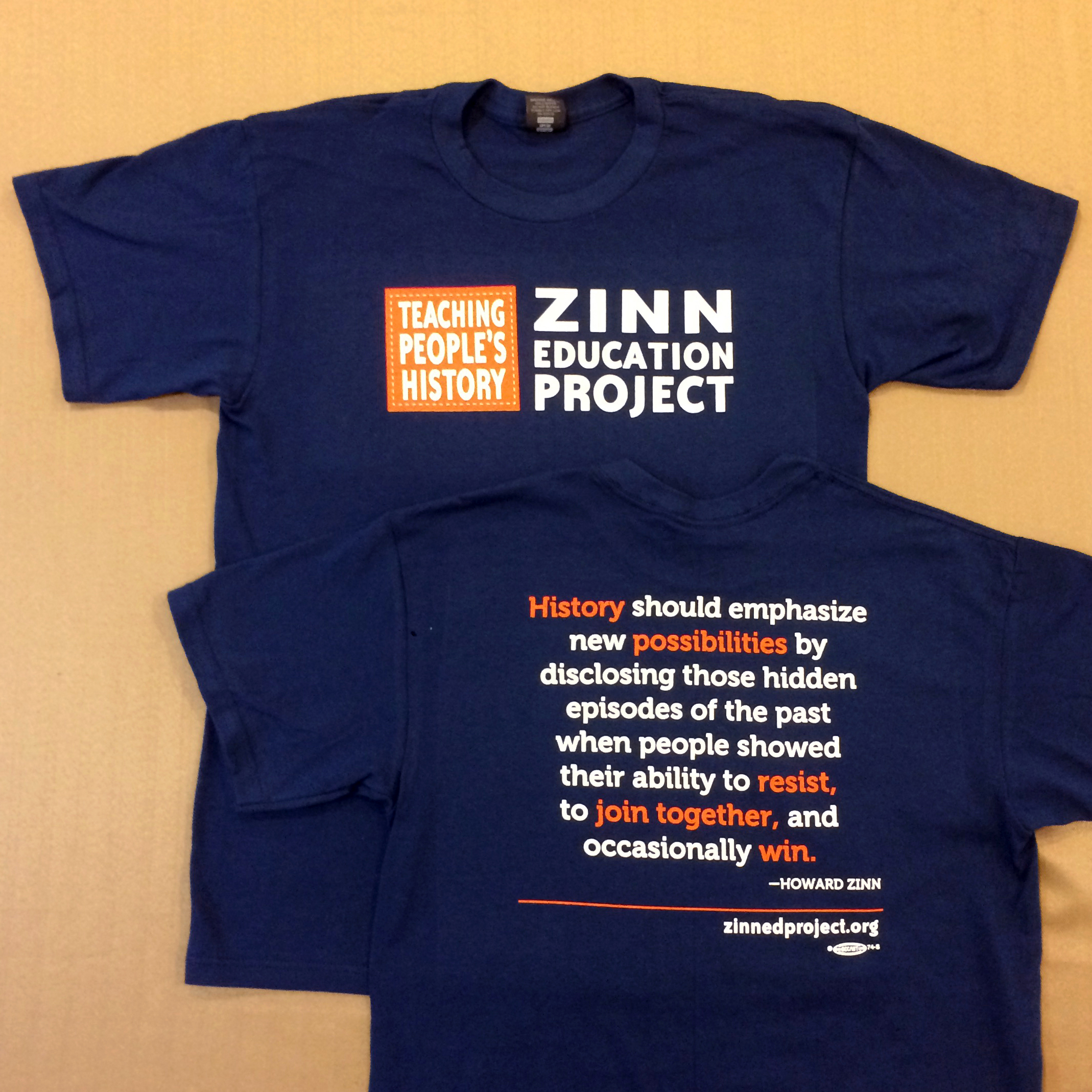 Shirts | Zinn Education Project: Teaching People's History
