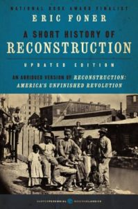 A Short History of Reconstruction Book Cover