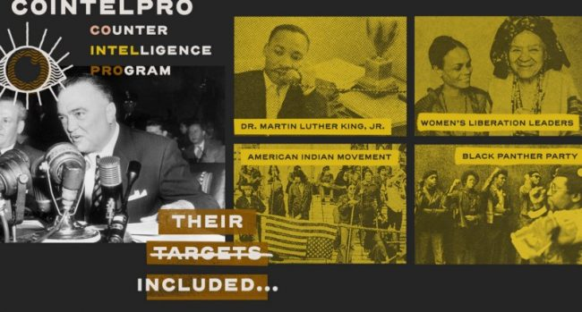 COINTELPRO | Zinn Education Project