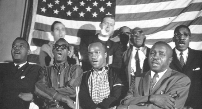 SNCC Rally for the Freedom Vote, Hinds County, 1963 | Zinn Education Project: Teaching People's History