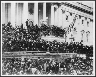 Lincoln's innauguration speech | Zinn Education Project: Teaching People's History