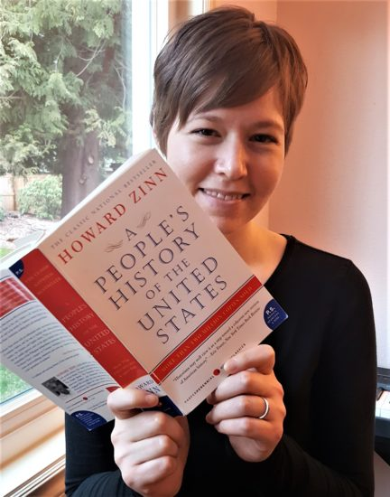 Megan Valenta - Arkansas Book Drive donor | Zinn Education Project: Teaching People's History