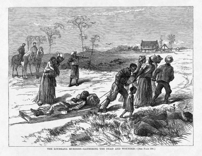 Colfax Massacre in Colfax, Louisiana | Zinn Education Project: Teaching People's History