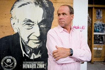 William Holtzman, cofounder of the Zinn Education Project   Zinn Education Project: Teaching People's History
