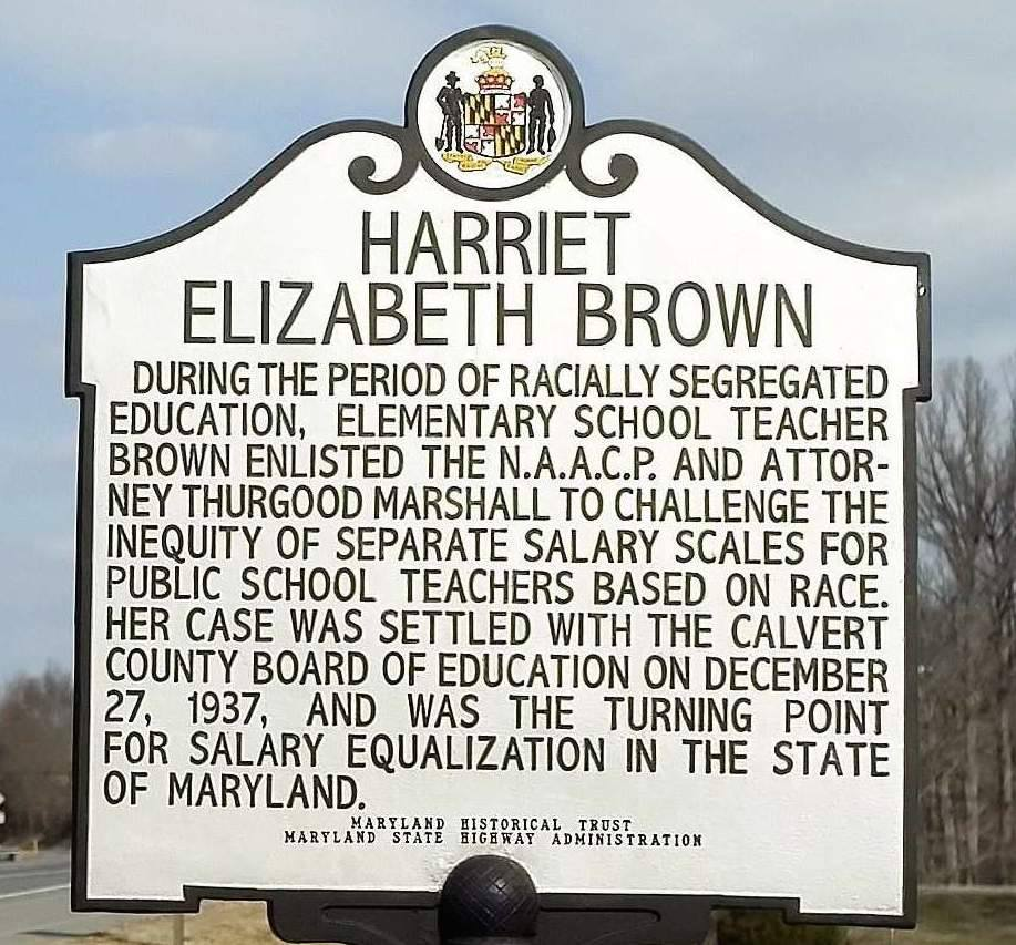 Harriet Elizabeth Brown | Zinn Education Project