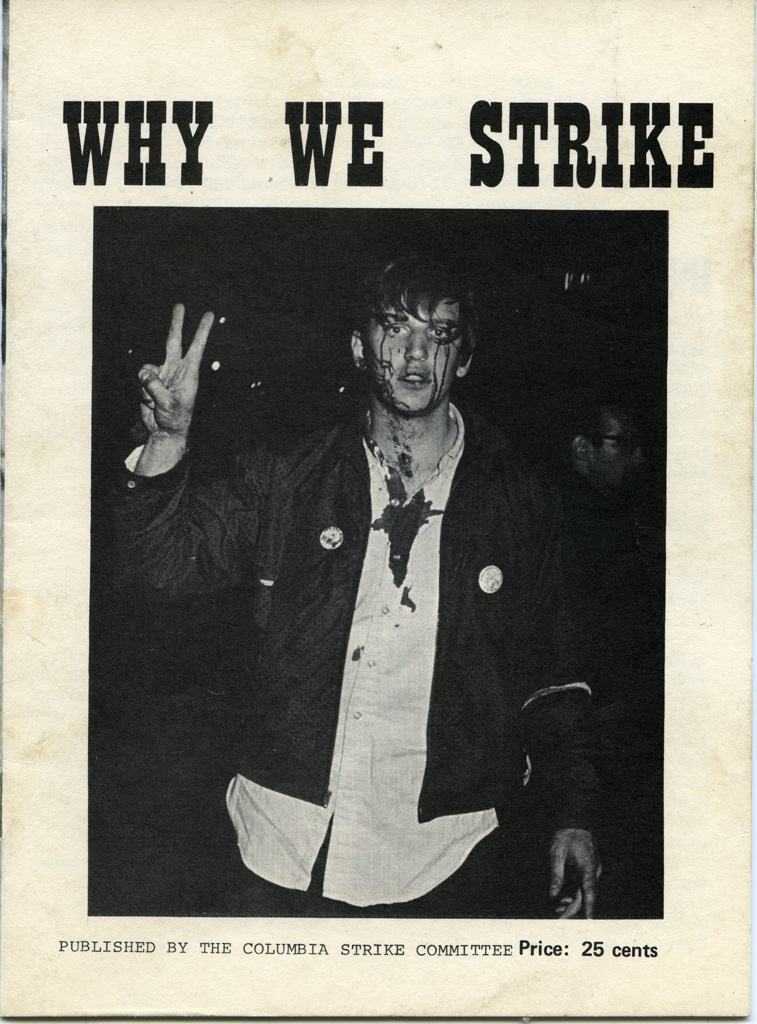 Columbia Student Occupation 1968