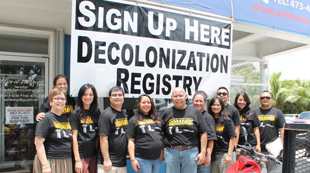 Guam Commission on Decolonization