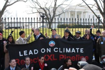Keystone Pipeline Protest 2013