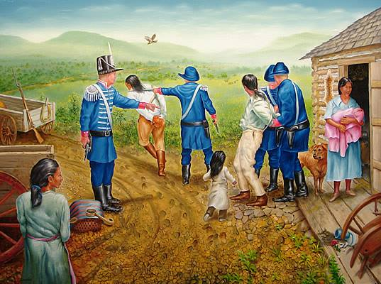 Trail of Tears 1839