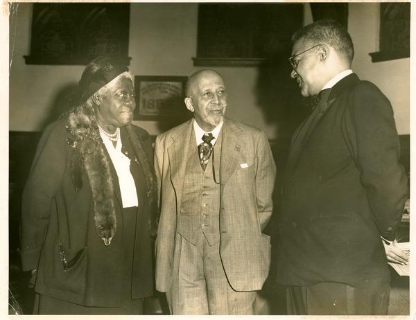 Bethune Du Bois Mann 1950