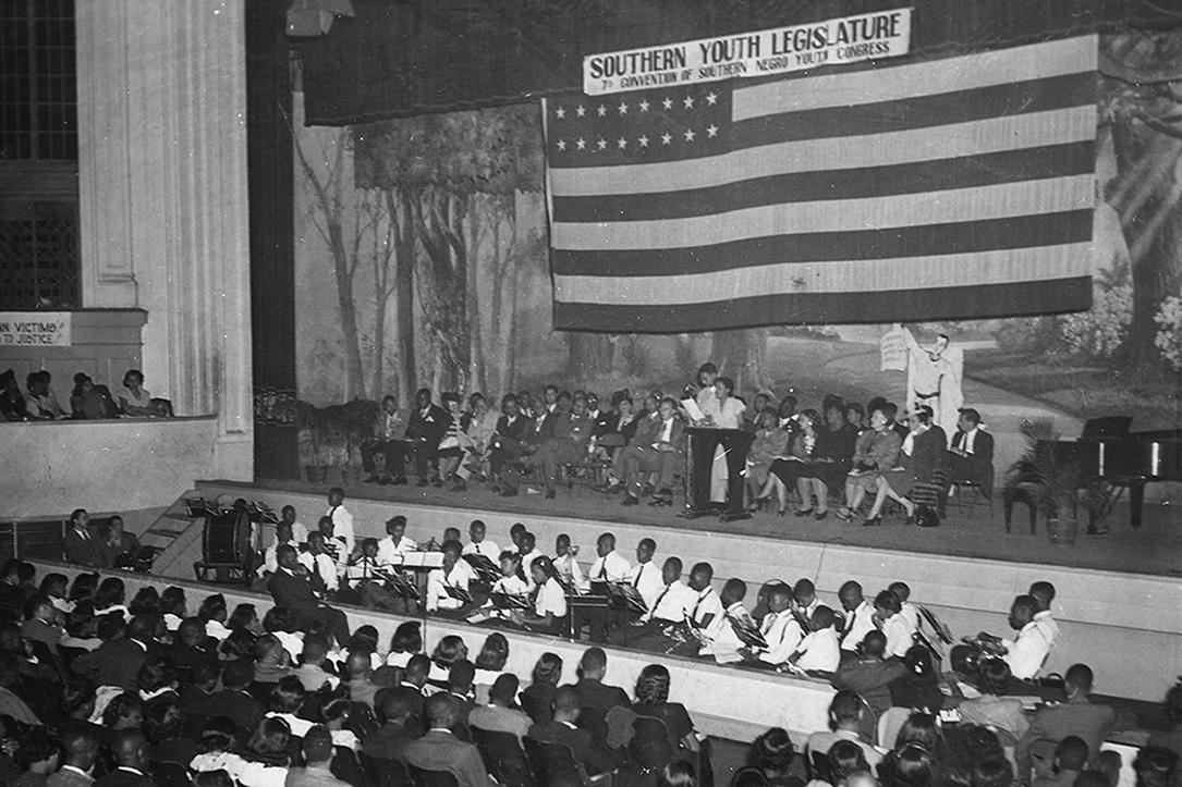 Du Bois SNYC 1937