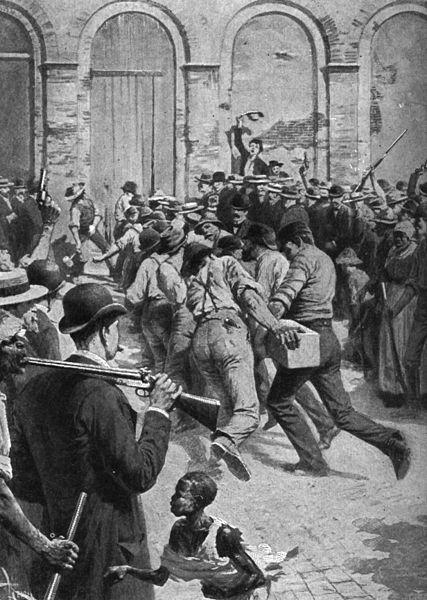 Italian Lynching 1891