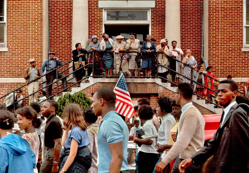 Last Selma March 1965