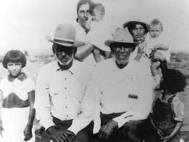 Porvenir Texas Massacre