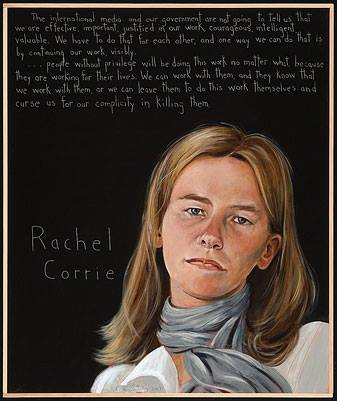 Rachel Corrie Americans Who Tell the Truth