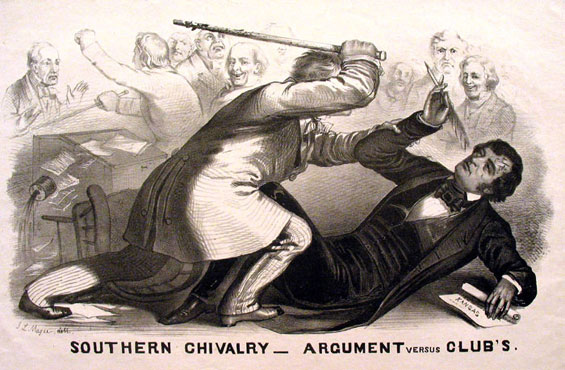 Charles Sumner Speech 1856