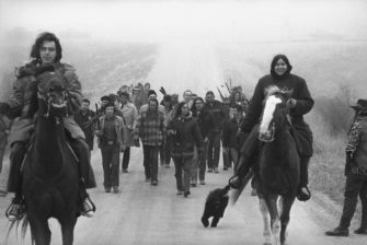 Wounded Knee Occupation 1973