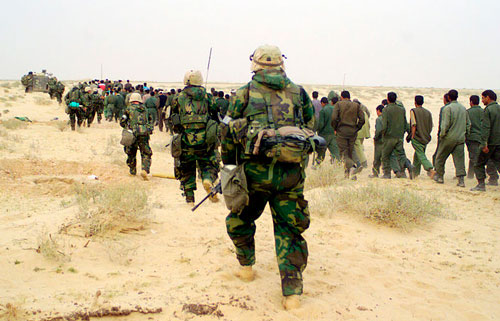 United States Marine Corps in the Iraq War