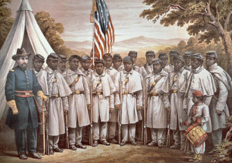 The War to Free the Slaves (Material)   Zinn Education Project