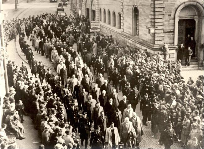 Jewish prisoners in Baden-Baden | Zinn Education Project