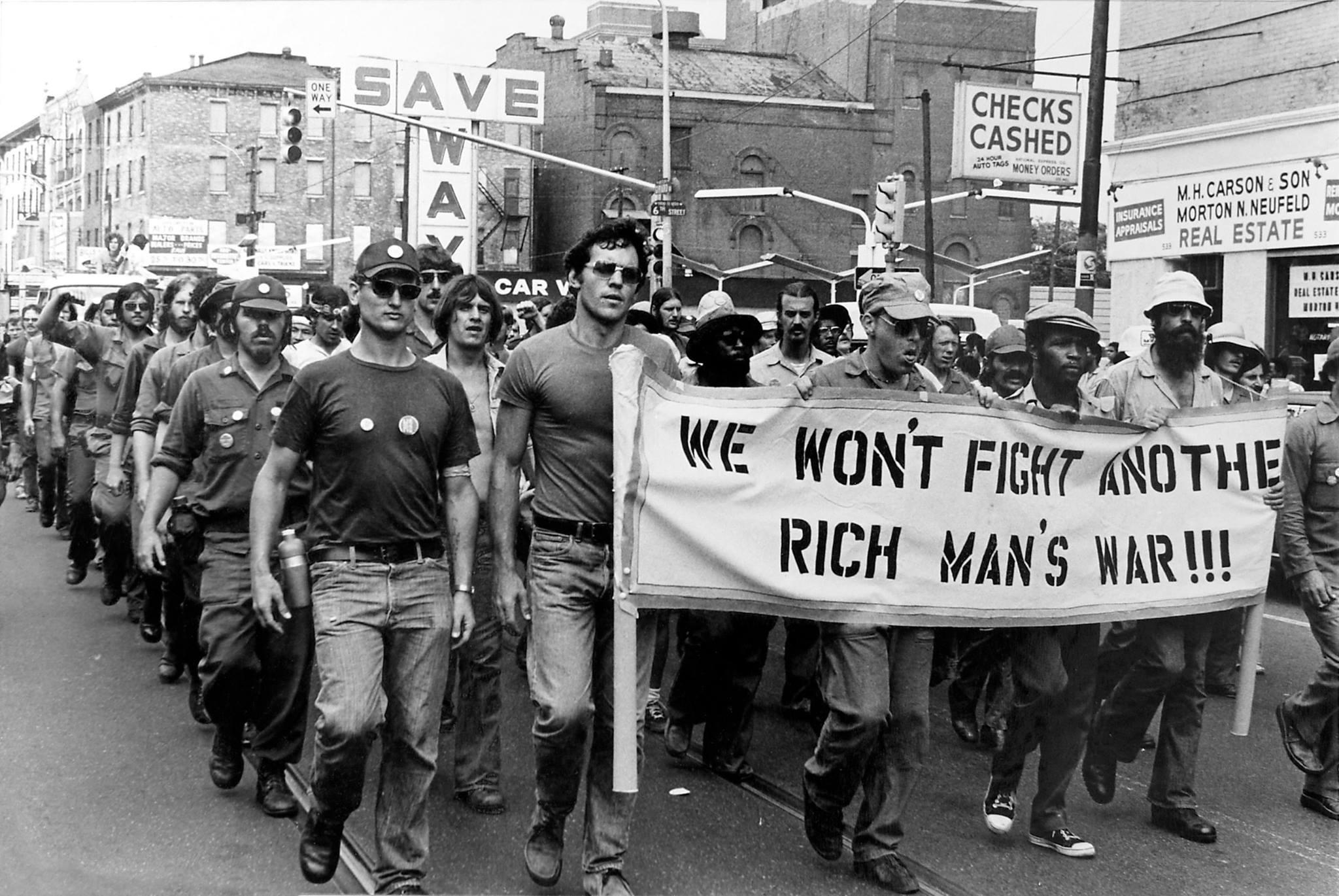 Vietnam Veterans Against the War | ZInn Education Project