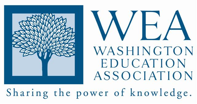 Washington Education Association logo | Zinn Education Project