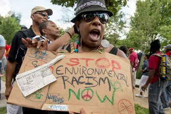 Michele Roberts, environmental justice coordinator | Zinn Education Project