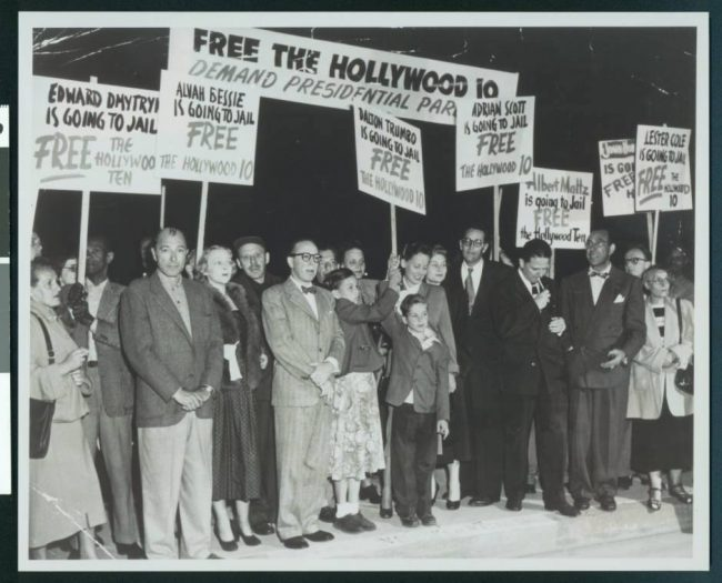 Hollywood 10 | Zinn Education Project