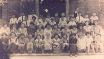 Martha Lum's class photo | Zinn Education Project