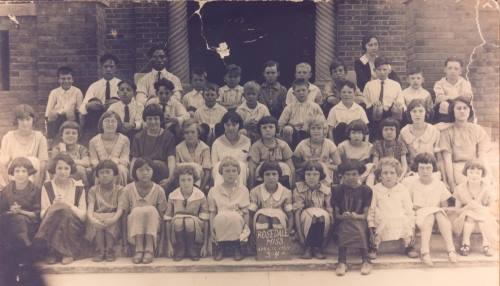 Martha Lum's class photo | Zinn Education Project